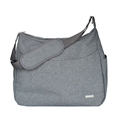 free shipping jj cole linden diaper bag gray heather 11street malaysia diaper bag. Black Bedroom Furniture Sets. Home Design Ideas