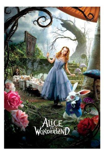 11x17 Poster Print Alice in Wonderland