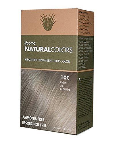 hair dye ash - 3