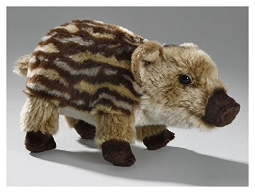 Amazon.com: Carl Dick Boar, Wild Pig, 8.5 inches, 22cm, Plush Toy, Soft Toy, Stuffed Animal 3103001: Toys & Games