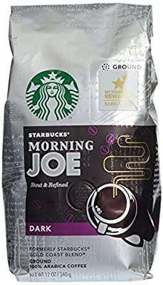Starbucks Coffee Morning Joe 12oz