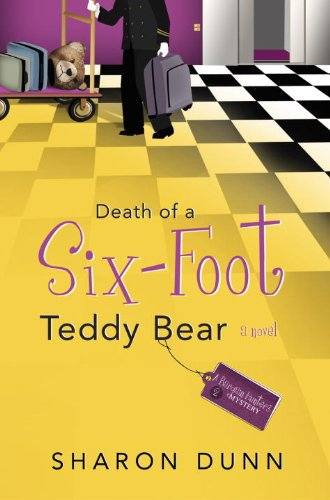 Death of a Six-Foot Teddy Bear (A Bargain Hunters Mystery Book 2)