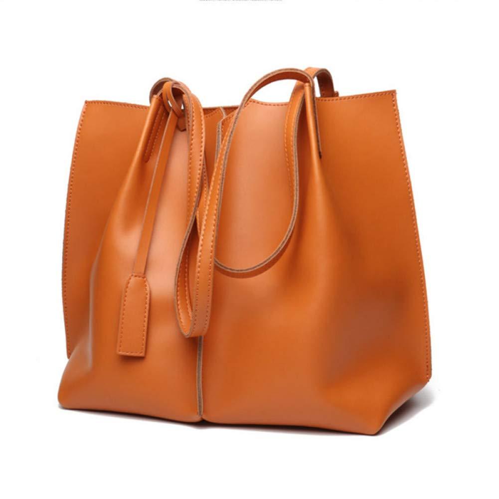 697b2d2c90242b Damenhandtaschen Handtaschen HWUDFSLG Luxus Design Damen Casual Tasche  Vintage Schulter Handtaschen Damen Braun Große Kapazität Einkaufstasche
