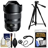 Tamron 15-30mm f/2.8 Di VC SP USD Zoom Lens for Canon EOS Digital SLR Cameras with Tripod + Kit