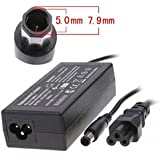 ECP part for 19.5V 3.34A PA-21 DELL INSPIRON 1545 LAPTOP ADAPTER CHARGER POWER HEXAGONAL - ECP 3rd Party Adapter