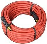 GRIP (GRAND RAPIDS INDUSTRIAL) 12530 50' x 3/8'' USA Hybrid Air Hose, Red