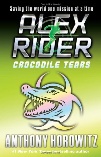 Crocodile Tears - Book #8 of the Alex Rider
