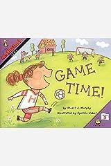 Game Time!: Math Start - 3 Paperback
