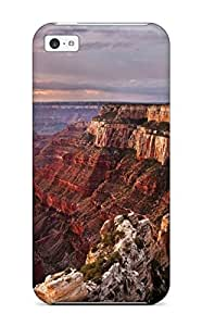 Hard Plastic Iphone 5c Case Back Cover,hot Grand Canyon Case At Perfect Diy