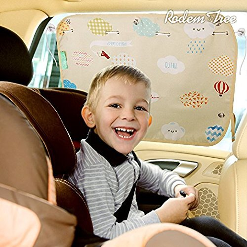 Car Sun Shade for Side and...