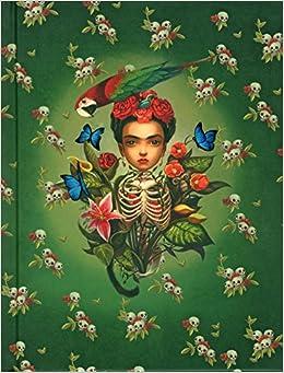 Le carnet de Frida [ Kahlo ] (French Edition): Benjamin Lacombe, Albin Michel: 9782226318343