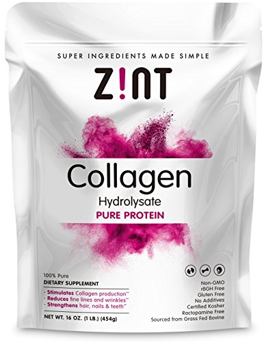 Collagen Peptides Grass Fed Paleo Friendly Hydrolyzed product image
