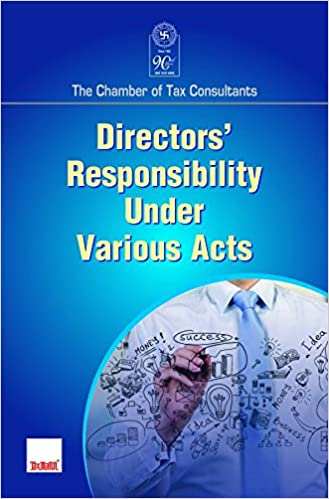 Directors' Responsibility Under Various Acts