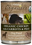 By Nature Organics – Chicken, Carrots and Peas – 12 x 13 oz, My Pet Supplies