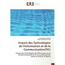 IMPACT DES TECHNOLOGIES DE L INFORMATION