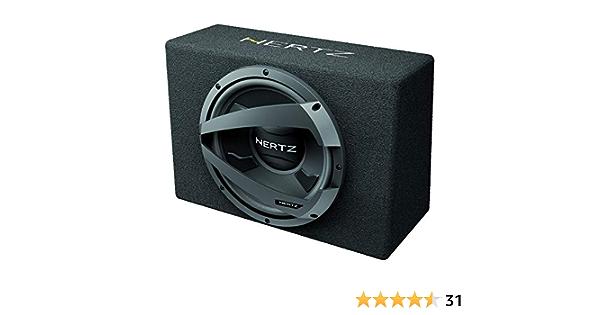 Hertz DBX 25.3-Caja Acústica con Subwoofer Serie Dieci de 10