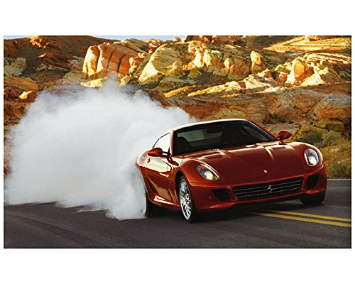 2006 2007 Ferrari 599GTB Fiorano Factory Photo