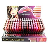 LA COLORS HIGH SHINE SHEA BUTTER LIPGLOSS SET OF 18