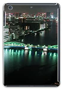 iPad Mini Retina Case, iPad Mini Retina Cases - Tokyo Panorama Polycarbonate Hard Case Back Cover for iPad Mini Retina