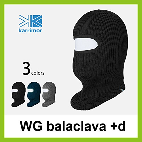 カリマー WG バラクラバ+d 目出し帽