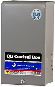 Control Box, 1/3HP, 230V, 1Phase