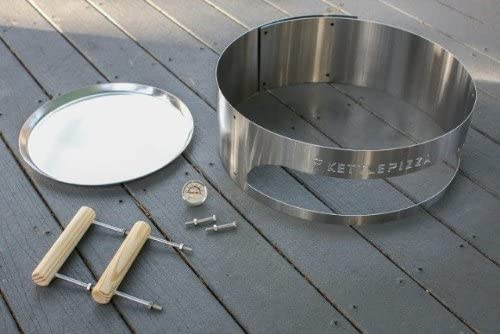 bbq pizza oven diy kit crafting