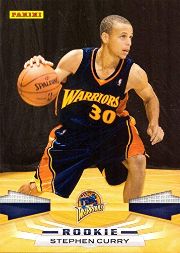 2009-10 Panini Basketball #307 Stephen (Steph) Curry Rookie Card ()