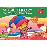 Music Theory for Young Children Book 2 Second Edition (Poco Studio's Music)