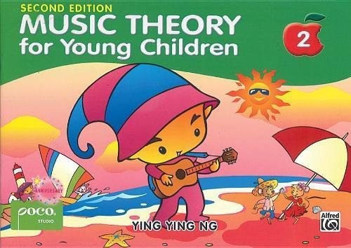 Download Music Theory for Young Children, Bk 2 (Poco Studio Edition) ebook