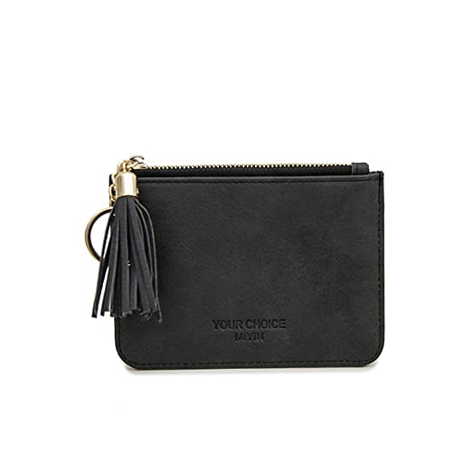 7a0c5dc60a01 RFID Women Leather Zip Around Wristlet Wallet Clutch Large Capacity Phone  Card holder