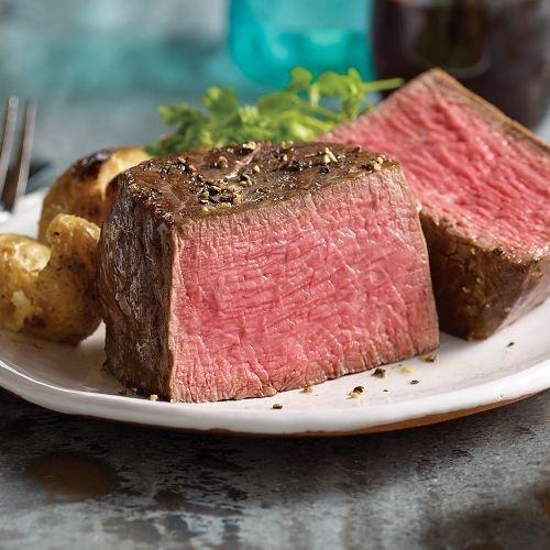 Omaha Steaks 4 (4 oz.) Filet Mignons (Like Omaha Steaks)