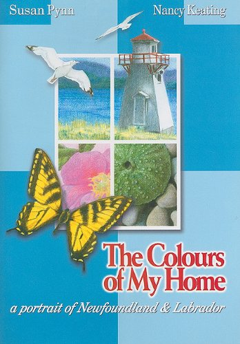 The Colours of My Home: A Portrait of NL ebook