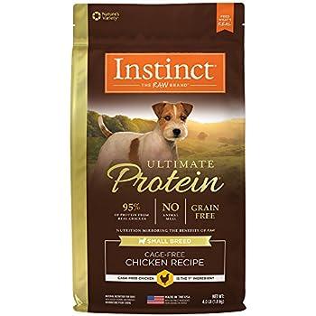Amazon.com: Instinct Raw Boost Small Breed Grain Free