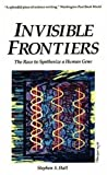 img - for Invisible Frontiers: The Race to Synthesize a Human Gene book / textbook / text book