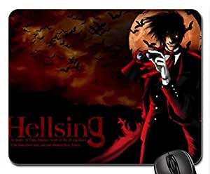 alucard Mouse Pad, Mousepad (10.2 x 8.3 x 0.12 inches)