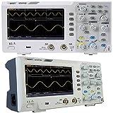 薄型軽量低価格ハイコストパフォーマンス デジタルオシロスコープ 1Gs/s 100MHz帯域 SDS1102 SDS-1102 OWON SCS日本総代理店保証3,年