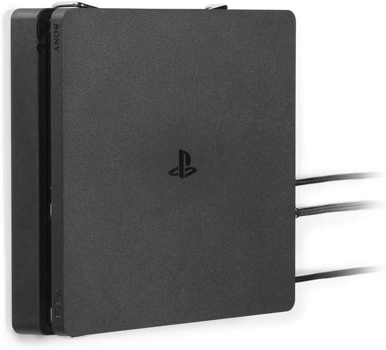 Borangame Soporte Pared Filo Playstation 4 - Accesorio de Montaje ...