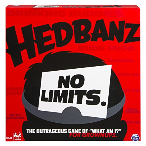 Spin Master Games - Hedbanz No Limits