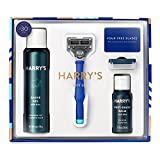 #6: Harry's Grooming Gift Set - 5 Piece Winter Blue