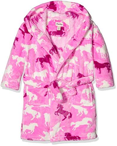 Hatley Girls Fuzzy Fleece Robe