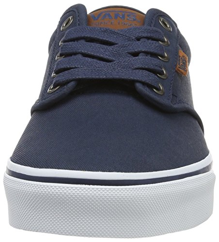 Vans Waxed DX EU Bleu Sneakers Blues Homme Atwood MG7 41 MN Basses Dress qqwFvS