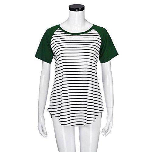 de Bailarinas Shirt155 SANFASHION SANFASHION Bekleidung Poli Damen xw0HqAafZ