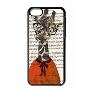 Giraffe New Fashion DIY Phone Case for iphone 4/4s,customized cover case ygtg561072
