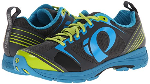 Pearl Izumi PI Shoes X-Road Fuel III Elctrc Blue/Shadow Grey 40.0