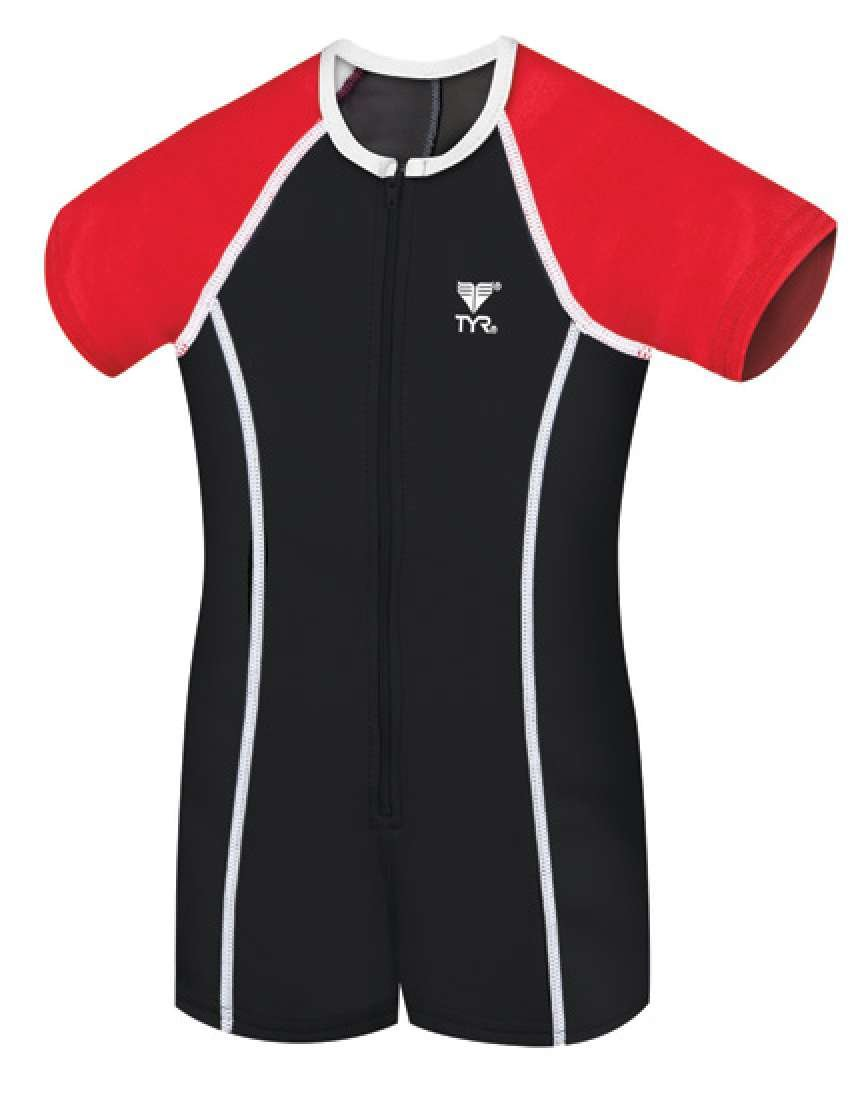 TYR Boys Sport Competitor Thermal Suit 2KBTSS2Y2T