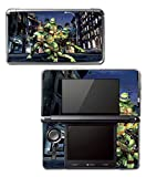 Teenage Mutant Ninja Turtles TMNT Leonardo Leo Splinter Shredder TV Cartoon Movie Video Game Vinyl Decal Skin Sticker Cover for Original Nintendo 3DS System