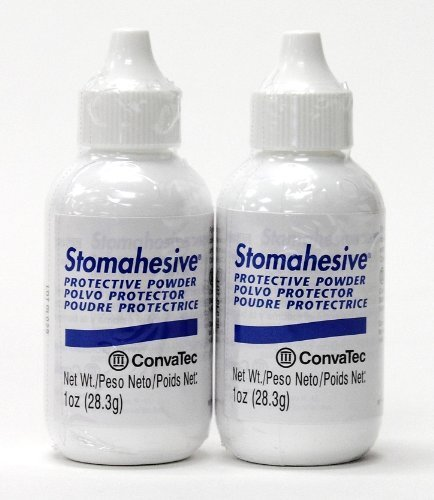 Special Sale - 1 Pack of 2 - Stomahesive Protective Powder SQB025510 ConvaTec