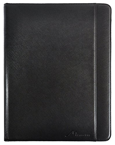 er Padfolio by Metier Life | Business Portfolio Organizer and Writing Pad | Card and Document Storage for Professionals with Included Pen 12.5