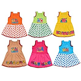 Your baby girl &baby boy will look like a little fashion when she wears this multicolour dresss from the latest collection