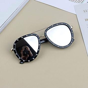 Gafas De Sol para Niños, Niños Reflectante del Espejo Chico ...